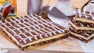 Home & Family - Award Winning Chocolaty Nanaimo Bar Recipe from 'Taste of Home' Magazine