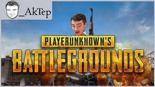 PLAYERUNKNOWN'S BATTLEGROUNDS - 13/04/2018