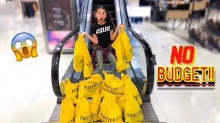 Txunamy's First Shopping Spree  (NO BUDGET) | Familia Diamond