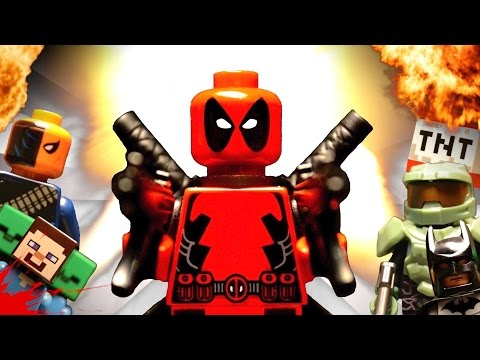 LEGO DEADPOOL - ULTIMATE COMPILATION
