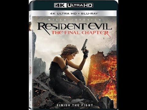 Resident Evil: The Final Chapter in 3D 2016 SBS 4K UHD