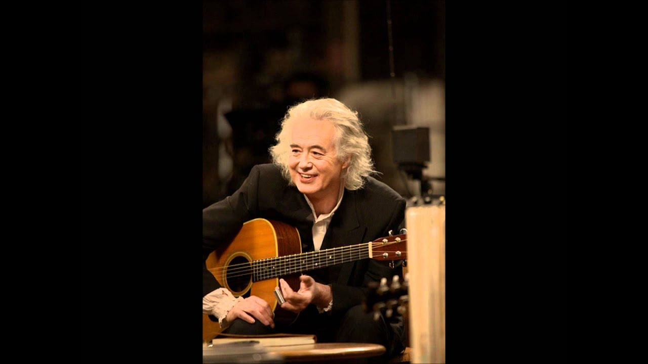 jimmy page acoustic solo it might get loud youtube. Black Bedroom Furniture Sets. Home Design Ideas