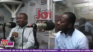 Asamoah Gyan Retires - #JoySMS on Joy FM (21-5-19)