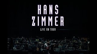 Inception Mombasa Suite Performed Live by Hans Zimmer at Boston