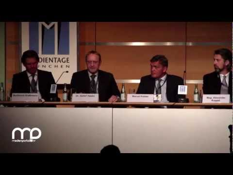 Diskussion: Das Publishing Modell der Zukunft - und der Weg dorthin