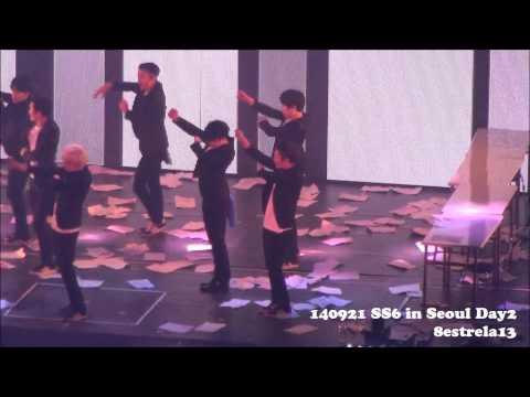 【Donghae Fancam】140920 SS6 in Seoul ~SWING~ Super junior M