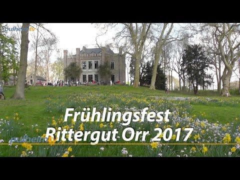 Frühlingsfest Rittergut Orr