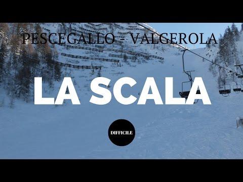 Pescegallo Valgerola: Pista nera La Scala
