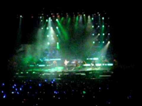 王力宏 Music Man 2008 新加坡演唱會-  竹林深处