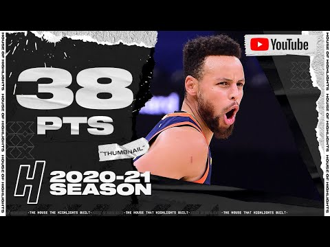 Stephen Curry 38 Points 11 Reb Full Higlights - Celtics vs Warriors | February 2, 2021
