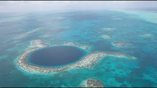 Blue Holes: What's Down There?