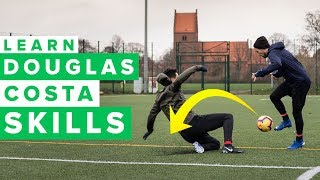 5 Douglas Costa football skills you need to learn