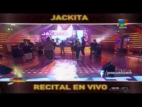 Jackita- Recital en vivo 'Completo' Pasion de Sabado 8 2 2014