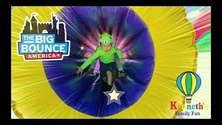 The Big Bounce America! Full Family Fun Experience!
