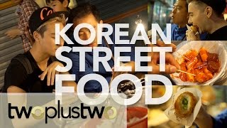 Ultimate Korean Street Food : Busan #KREATOR2016