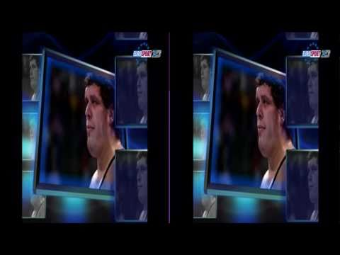 EuroSport 3D 720p - Launched - May 5, 2011 - Promo King Of TV Sat