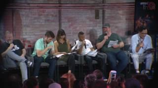 Nerd HQ 2016: Gears of War 4 Cast Perform a Reading (Cast of Gears of War 4 Conversation Highlight)