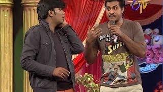 Jabardasth - Sudigaali Sudheer Performance on 13th February 2014