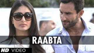 Raabta (Kehte Hain Khuda) Agent Vinod Full Song Video   Saif Ali Khan, Kareena Kapoor