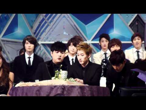 111229 funniest moment(EH,SD,RW)