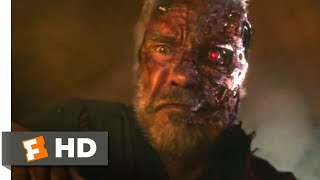 Terminator: Dark Fate (2019) - Terminating REV-9 Scene (10/10) | Movieclips