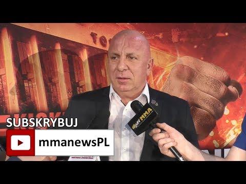 """Sławomir Duba: """"21 września organizujemy galę w Gliwicach."""""""