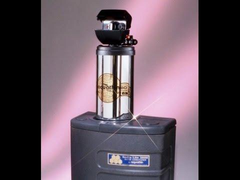 Aquathin Home Water Softener & Conditioner