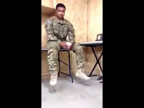 Baixar Paul Iloilo Leti - Soldier gives astounding performance of Rihanna's