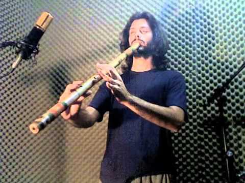 Flauta de Bambu - Bamboo Flute - Mama Quena