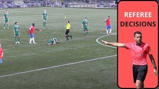 Referee decisions: Div 3 (1)