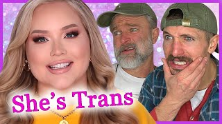 Montana Guys React To Nikkie Tutorials - Being Outed As Transsexual.