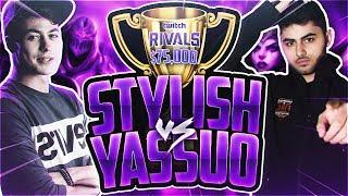 LL STYLISH vs YASSUO | TWITCH RIVALS TOURNAMENT | ROAD TO $75,000 | [BO3]