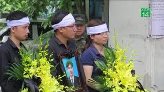 VTC14   Đường sắt Hà Nội tổ chức lễ tang lái tàu SE19