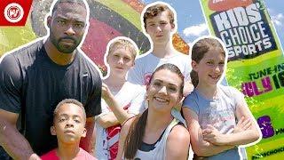 Field Day Challenge | Nickelodeon Kids' Choice Sports