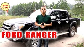 Mua Ô Tô Con Chất Lượng: Bí Quyết Mua Xe Ford Ranger-Mạnh -Ô Tô