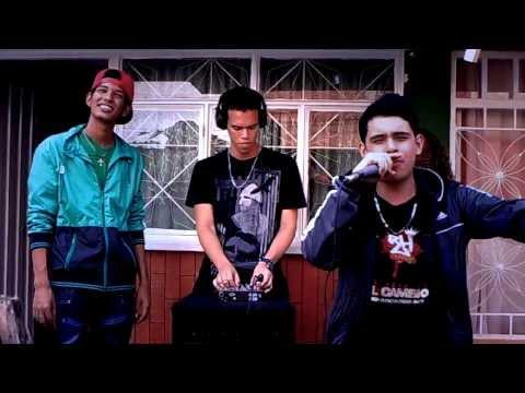 MC COPE - VIDEO OFICIAL - CONTIGO ( Rh Family ) Rap Romantico 2014 colombia