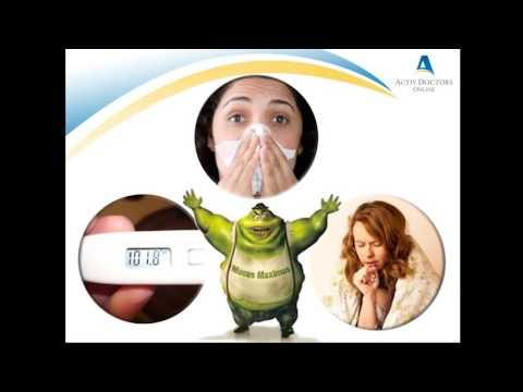 Cold and Flu Season - September 2015 Webinar