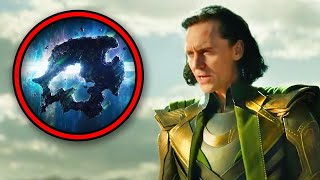 LOKI TRAILER BREAKDOWN! Special Look Easter Eggs You Missed! (