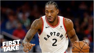 Kawhi Leonard is the 2nd-best player in the NBA - Max Kellerman | First Take