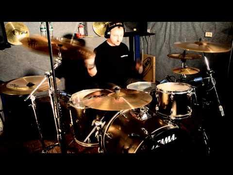 Amatory- Падая вниз (Bereza Sergey drumm cover)