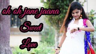 oh oh jane jaana | sweet love story | viner baba ft.Lovesheet