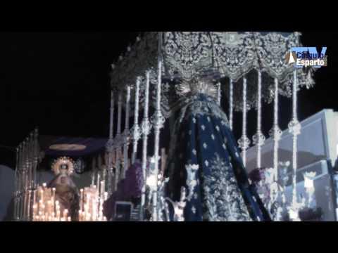 Magna Mariana de Ayamonte: Encuentro Virgen de la Amargura con la Virgen del Socorro