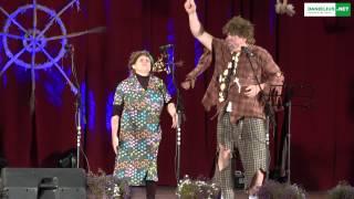 """Marcinkonių """"Spanguolė"""", naujausias humoro grupės pasirodymas 2014 10 25"""