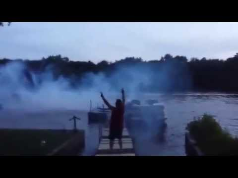 Just Some Fireworks Gone Wrong...