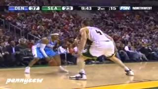 Allen Iverson - The Artistry of the Crossover