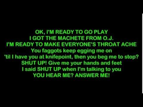 Eminem - Kill You [HQ]