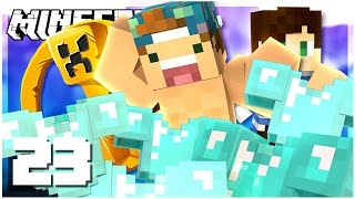 TOO MUCH ARMOUR!? | HUNGER GAMES MINECRAFT w/ STACYPLAYS! | SEASON 2 EP 23