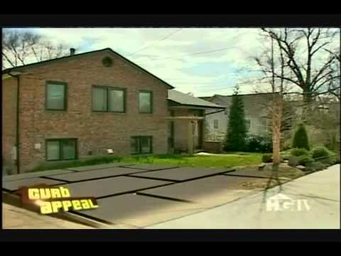 Dominics Paving On Curb Appeal HGTV