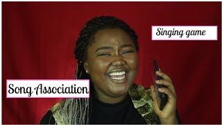 Song Association Challenge |  Lyric Singing Game|  Damie Alabi