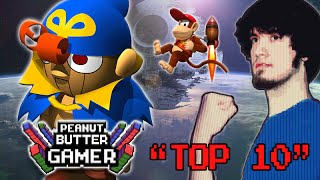 Top 10 Side Quests in Video Games! - PBG